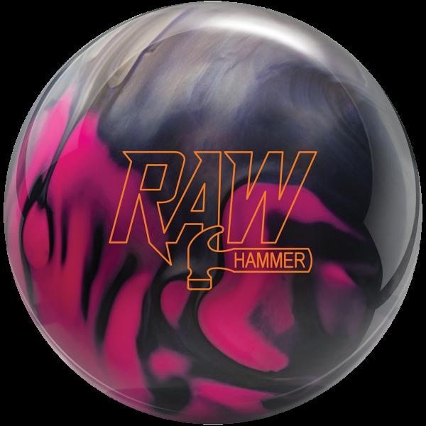 HAMMER RAW - PURPLE/PINK/SILVER