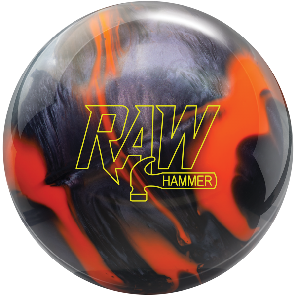 HAMMER RAW - ORANGE/BLACK